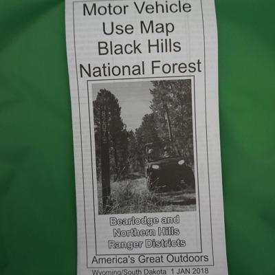 Motorized Vehicle Use permit