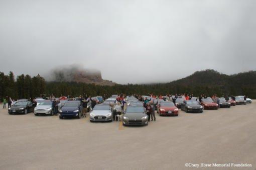 Tesla Black Hills Rally 2017 Registration~ $40 per car