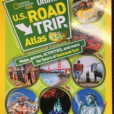 Ultimate U.S. Road Trip Atlas