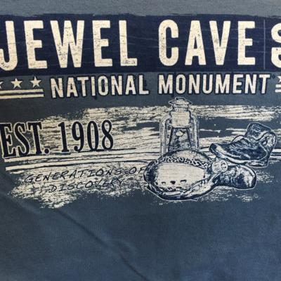 Jewel Cave Long Sleeve shirt (adult)