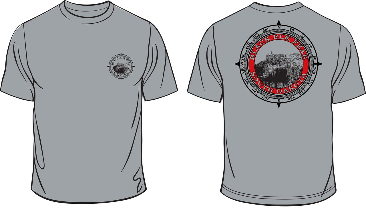 Black Elk Peak t-shirt