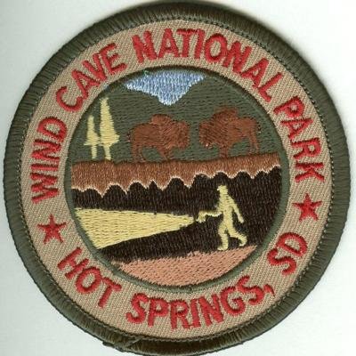 Wind Cave Patch