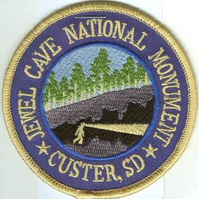 Jewel Cave Patch