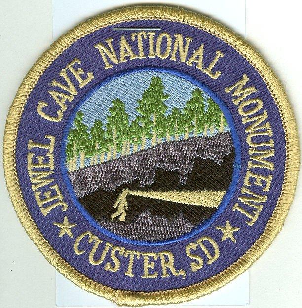 Jewel Cave Patch