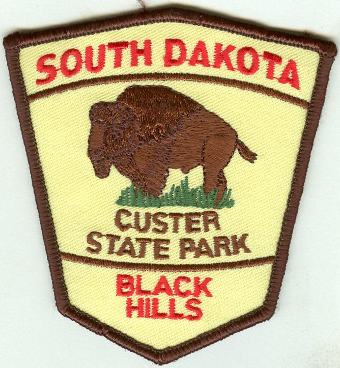 Custer State Park  Patch