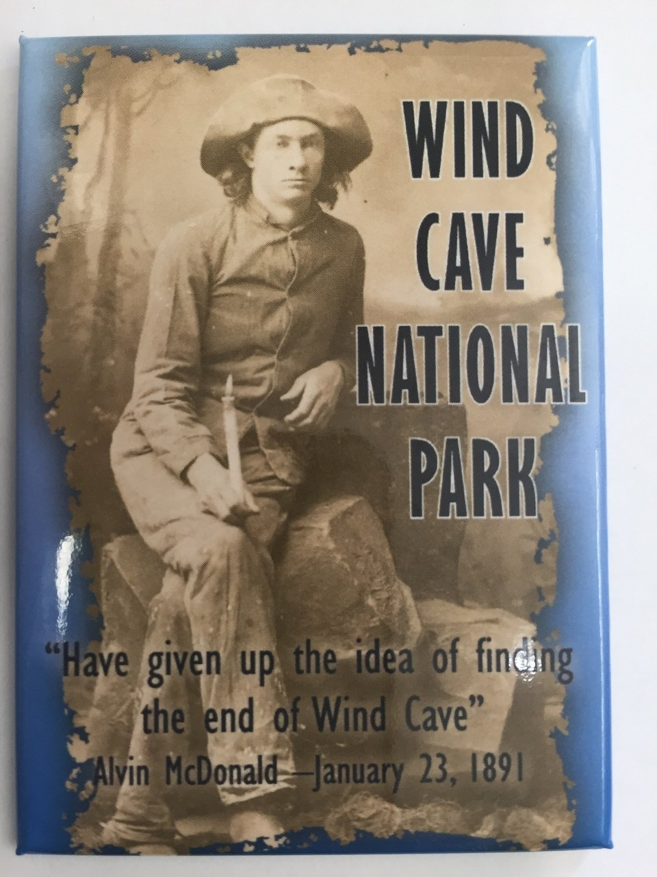 Wind Cave Magnets
