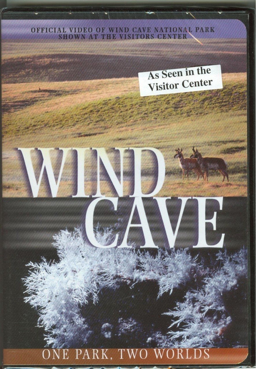 Wind Cave: One Park, Two Worlds DVD