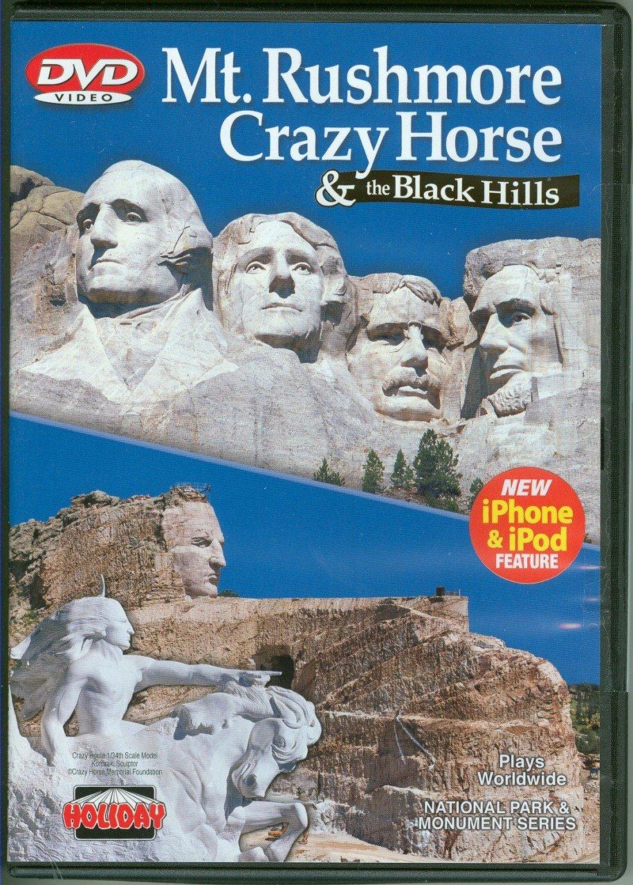 Mt. Rushmore, Crazy Horse & the Black Hills DVD