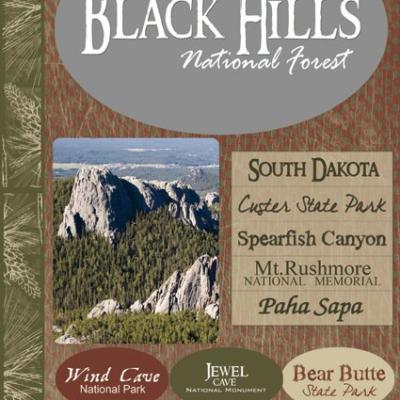 Black Hills Scrapbook Kit