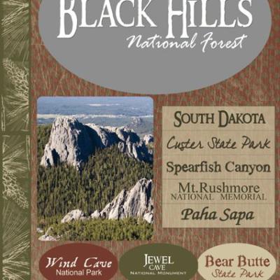 Black Hills Scrapbook Kit