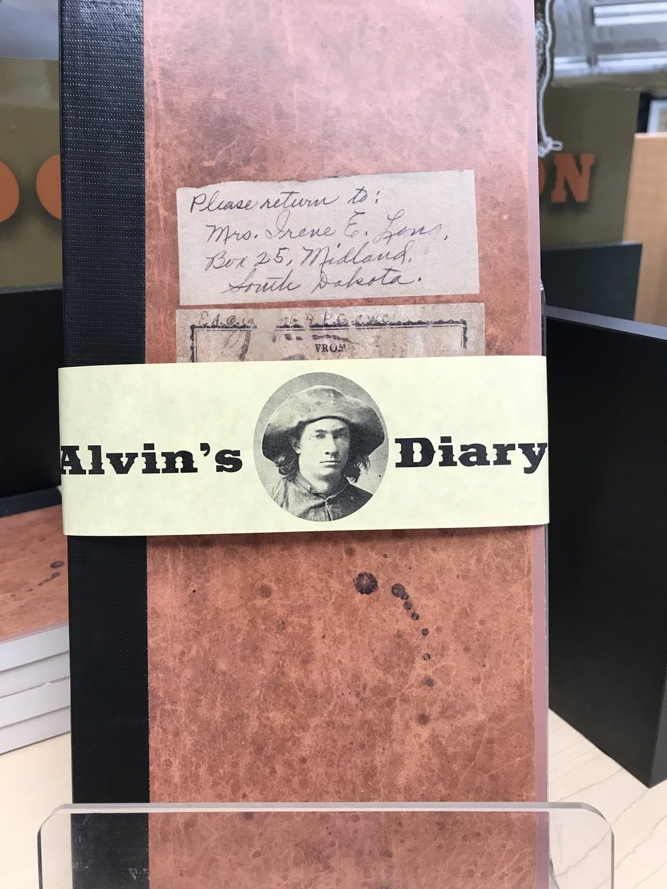 Alvin McDonald Diary