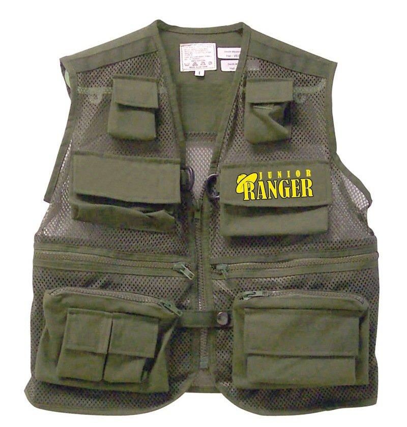 Junior Ranger Clothing