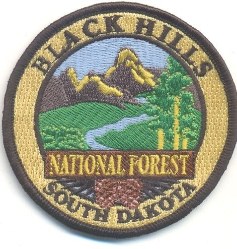 Black Hills National Forest Patch