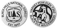Black Hills Area Tokens
