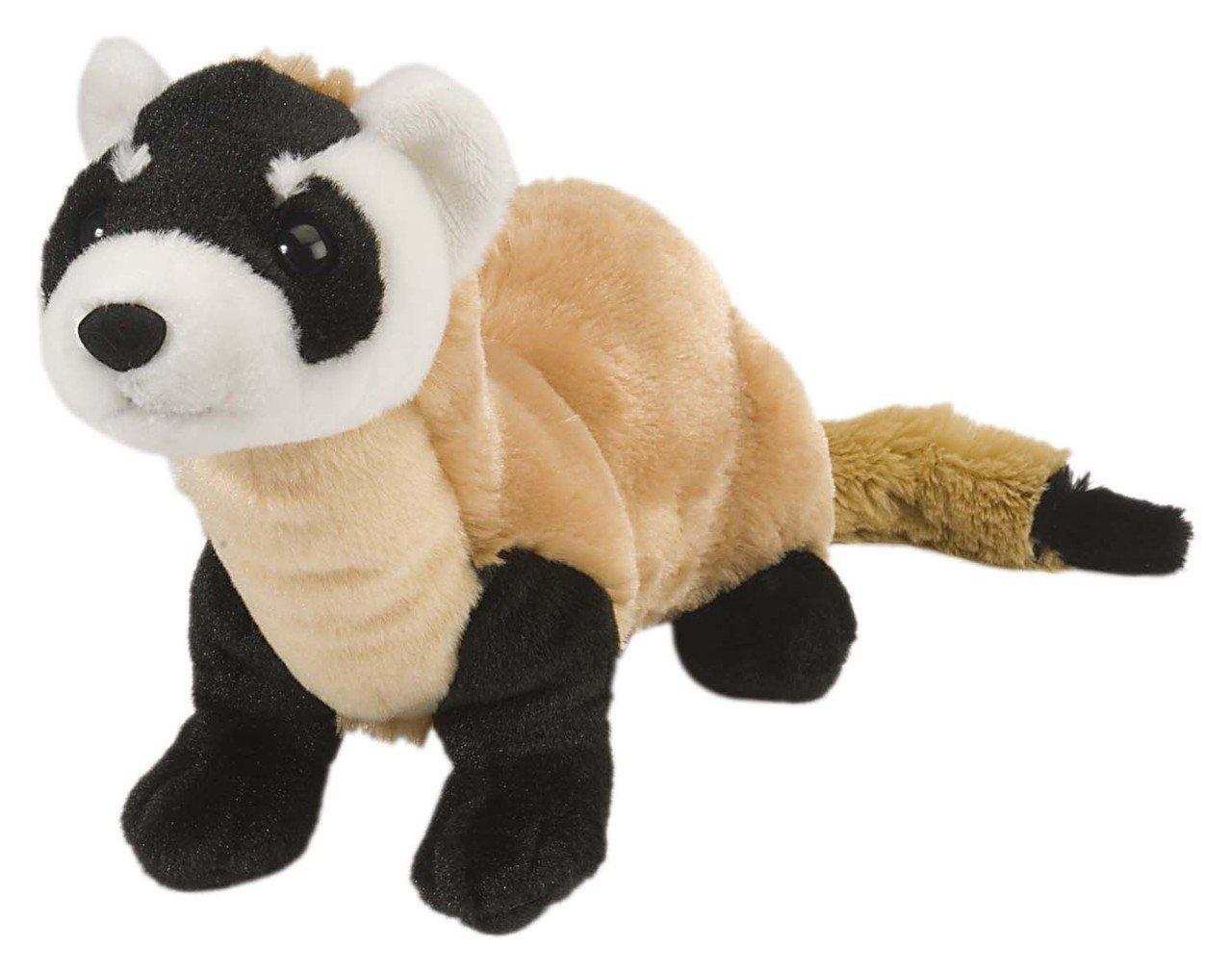 Black footed Ferret stuffed animal