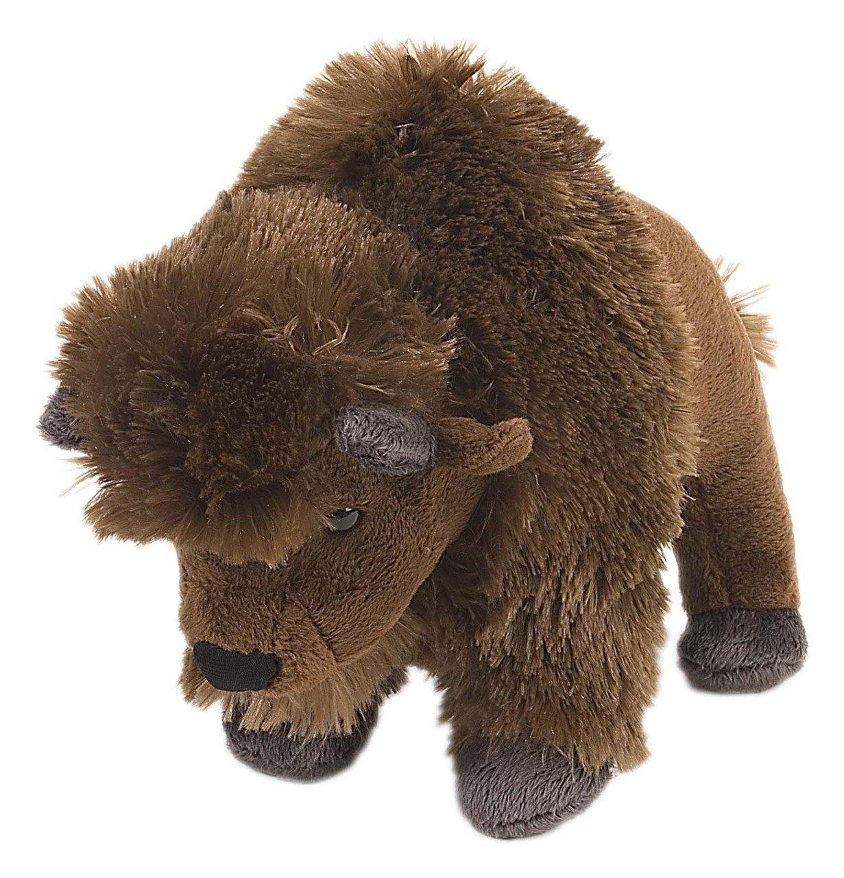 Bison stuffed animal