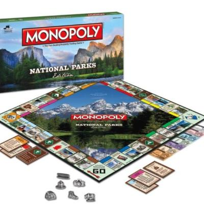 National Park Monopoly
