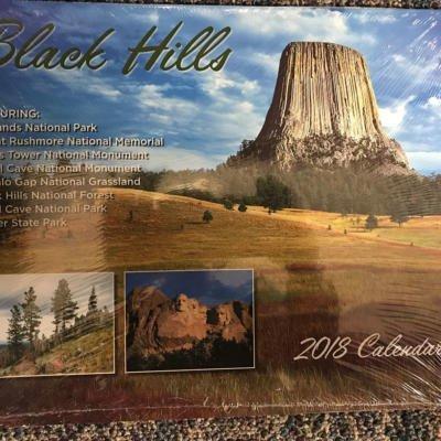 Black Hills 2018 Calendar