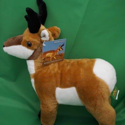 Pronghorn stuffed animal