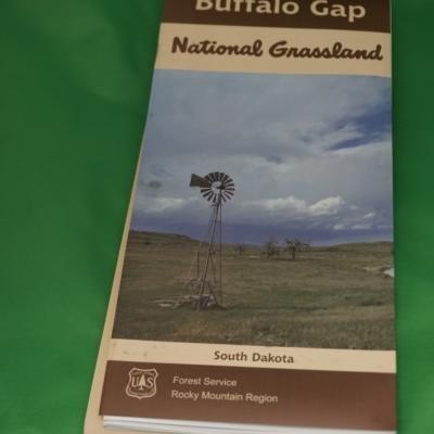 Buffalo Gap map