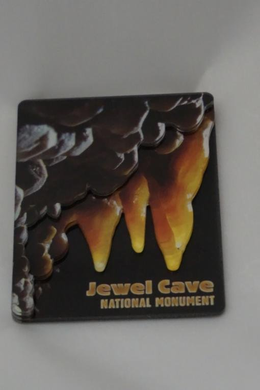 Jewel Cave magnets