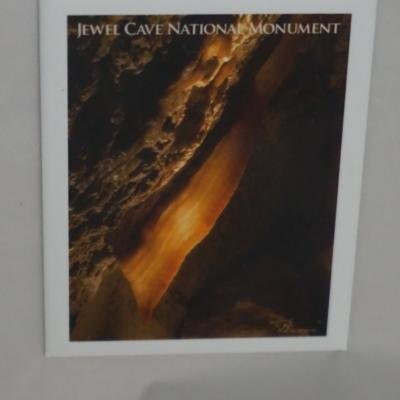 Jewel Cave bacon magnet