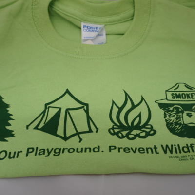 T-shirt Save Our Playground