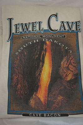 Jewel Cave Bacon Shirt