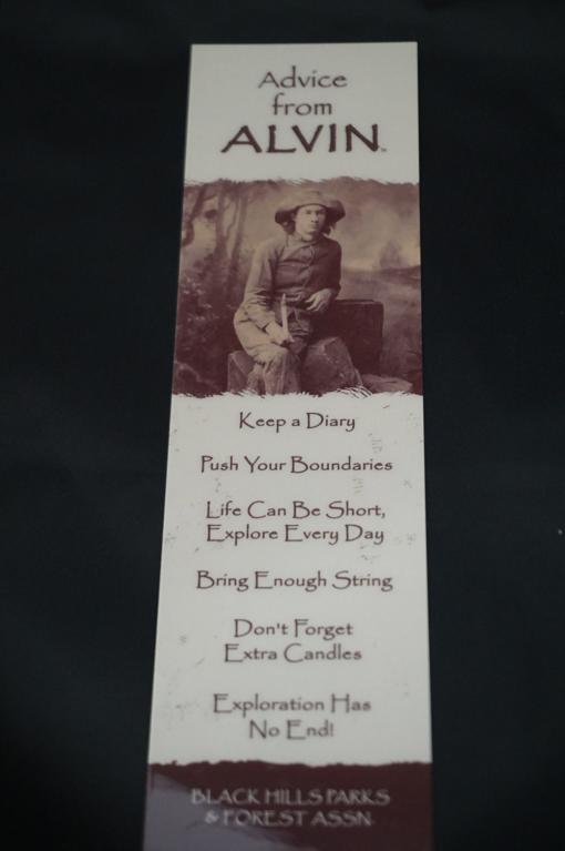 BMK Advice From Alvin