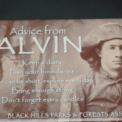 Advice From Alvin Magnet