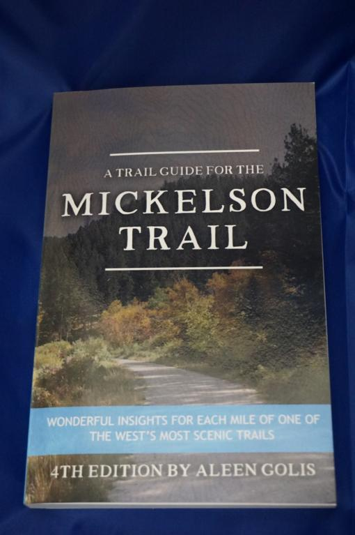 Mickelson Trail, A Trail Guide
