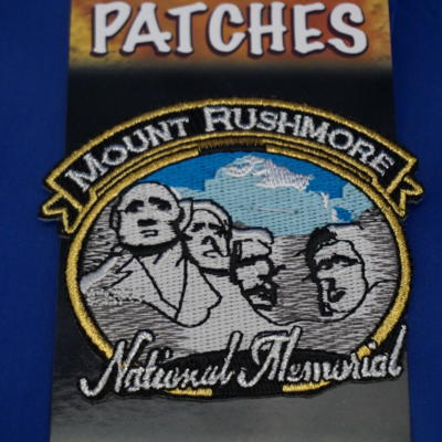Mount Rushmore patch
