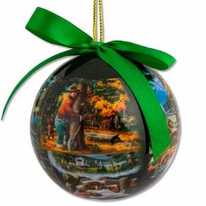 Smokey ornament