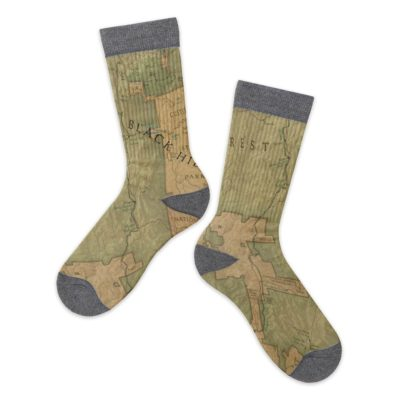 Black Hills National Forest Socks