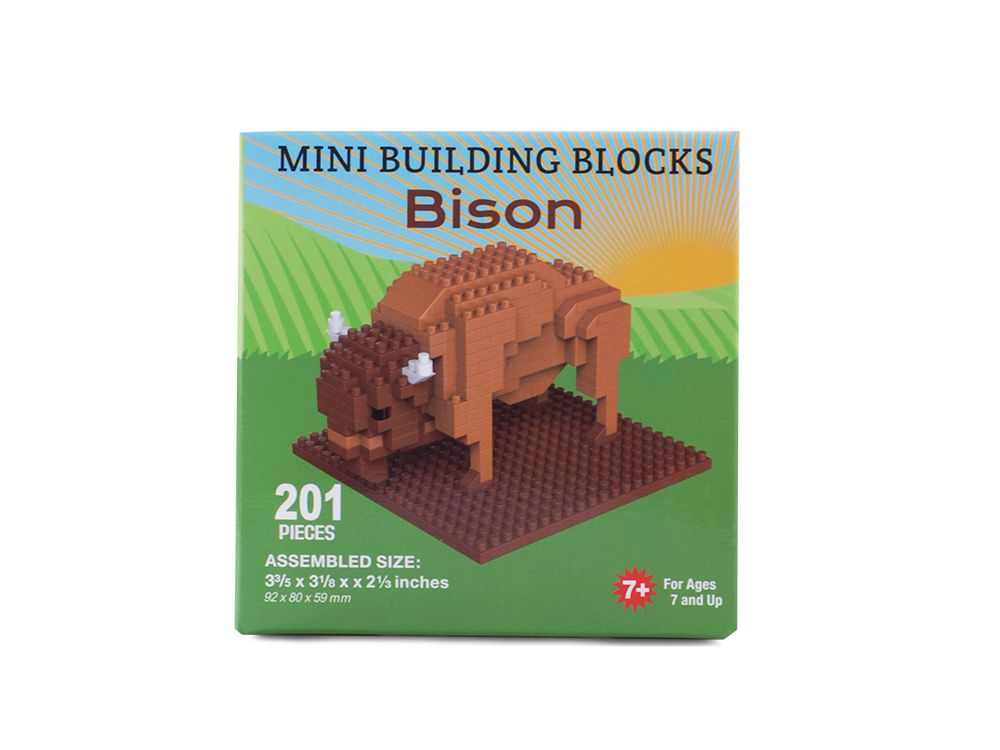 Bison Mini Building Blocks