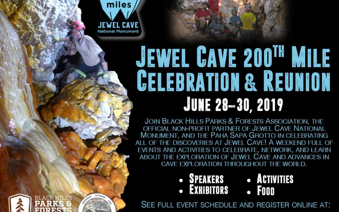 Jewel Cave 200 Mile Celebration and Reunion