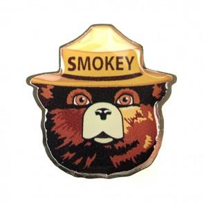 smokey head pin