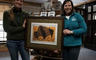 BHPFA collaborates with The Nature Consevancy and Charley Harper Studios