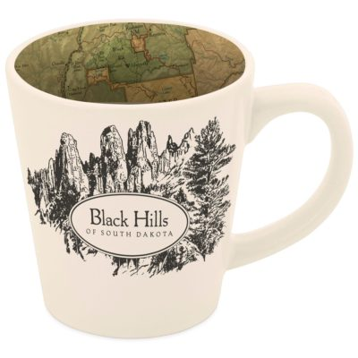 Black Hills National Forest Mug