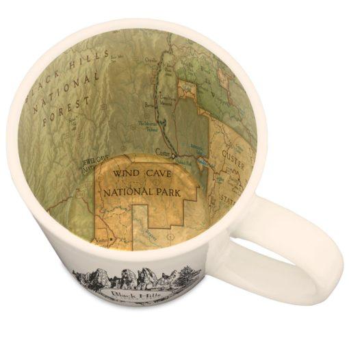 Black Hills National Forest Mug