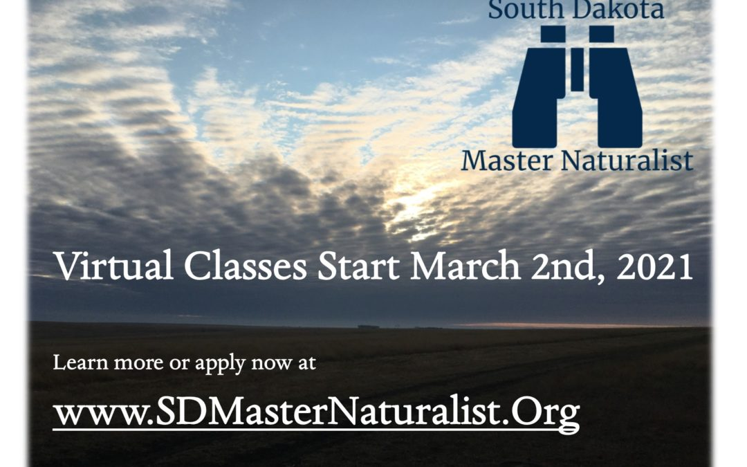 Become a South Dakota Master Naturalist!